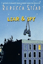 Cover of: Liar & spy