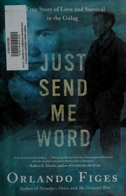 Cover of: Just send me word