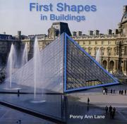 Cover of: First Shapes in Buildings