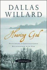 Cover of: Hearing God