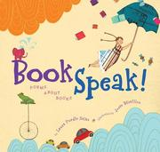 Cover of: Bookspeak - Poems about Books