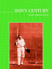 Cover of: Don's Century