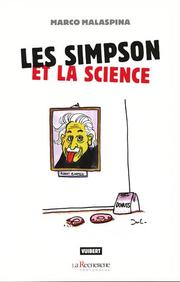 Cover of: Les Simpson et la science