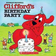 Cover of: Clifford's Birthday Party Book and CD