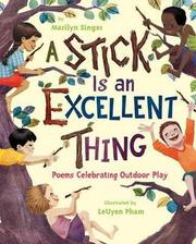 Cover of: Stick is an Excellent Thing