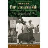 Cover of: Beyond forty acres and a mule