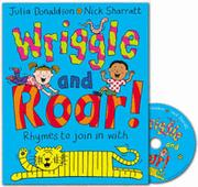 Cover of: Wriggle and Roar Book and CD