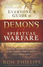 Cover of: Everyone's Guide to Demons and Spiritual Warfare