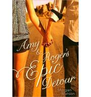 Cover of: Amy and Roger's Epic Detour