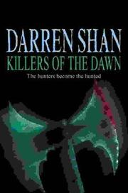 Cover of: Cirque Du Freak 09 Killers of the Dawn