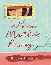 Cover of: When Martha's away