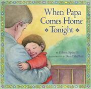 Cover of: When Papa comes home tonight