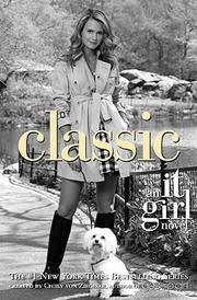 Cover of: Classic (It Girl #10)