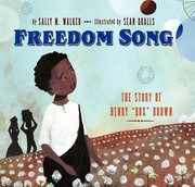 Cover of: Freedom song