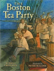 Cover of: The Boston Tea Party
