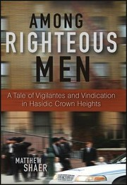 Cover of: Among Righteous Men