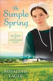 Cover of: A simple spring