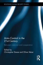 Cover of: Arms control in the 21st century