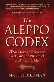 Cover of: The Aleppo Codex