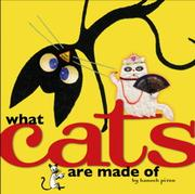 Cover of: What Cats Are Made Of?