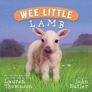 Cover of: Wee little lamb