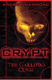 Cover of: Crypt - The Gallows Curse