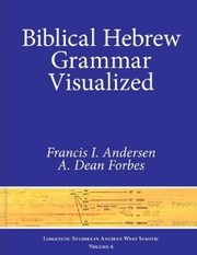 Cover of: Biblical Hebrew grammar visualized