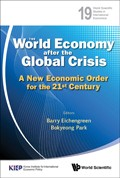 Cover of: The world economy after the global crisis
