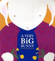 Cover of: A very big bunny