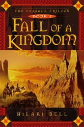 Cover of: Farsala Trilogy 1 Fall of a Kingdom