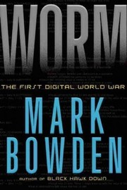 Cover of: Worm: the first digital world war