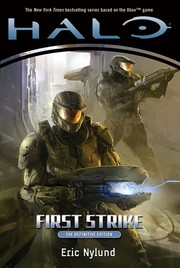 Cover of: Halo 1st Strike