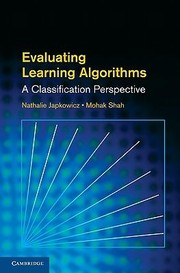 Cover of: Evaluating Learning Algorithms