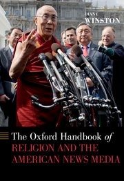 Cover of: The Oxford handbook of religion and the American news media