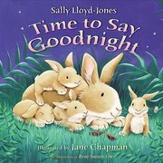 Cover of: Time To Say Goodnight