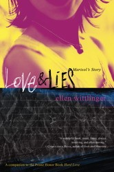 Cover of: Love and Lies - Marisol's Story