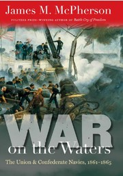 Cover of: War on the waters