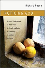 Cover of: Noticing God