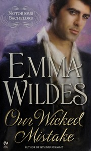 Cover of: Our wicked mistake