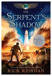 Cover of: The serpent's shadow