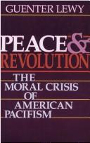 Cover of: Peace & revolution