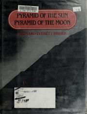 Cover of: Pyramid of the sun, pyramid of the moon