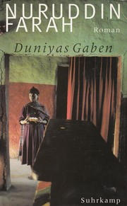 Cover of: Duniyas Gaben