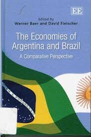 Cover of: The economies of Argentina and Brazil
