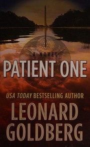 Cover of: Patient one