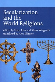 Cover of: Secularization and the World Religions