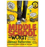 Cover of: Middle School:The Worst Years of My Life
