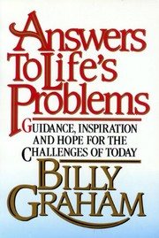 Cover of: Answers to Life's Problems