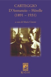 Cover of: Carteggio