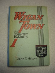 Cover of: Wigan town and country rambles